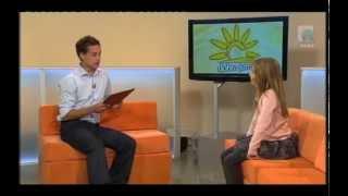 Dobro jutro: Korajža velja - Mia Vučkovič, TV Maribor 19.10.2012