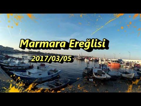2017/03/05 Çorlu - Marmara Ereğlisi (Perinthos) Bisiklet Turu