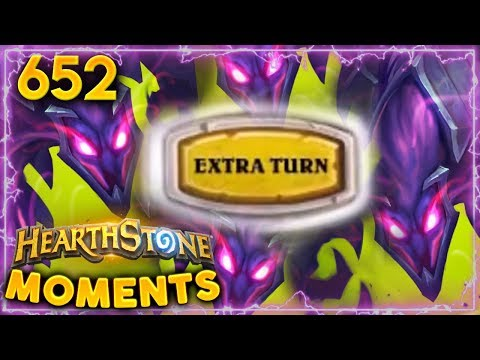 5 Darkness And A Free Turn?? PROFIT | Hearthstone Daily Moments Ep. 652