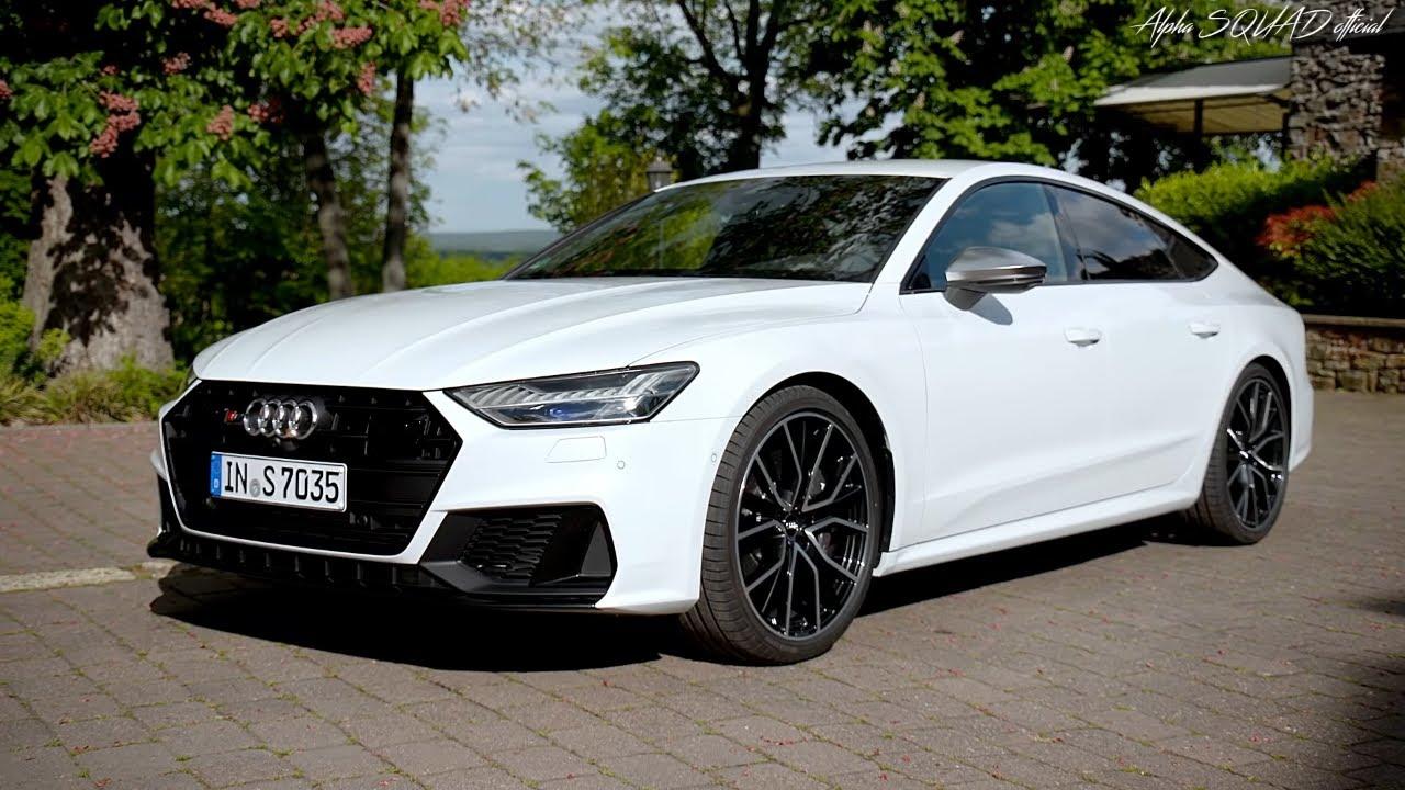 2020 audi s7 sportback tdi  u2013 perfect 4 door luxury sports car