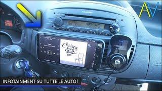 TUTORIAL MUSICA BLUETOOTH CON QUALSIASI AUTORADIO! - Interfaccia FM/Bluetooth Tutorial [HD]