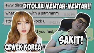 Text Prank Cewek Korea Pakai Lirik Lagu ( EdSheeran - How Would You Feel)