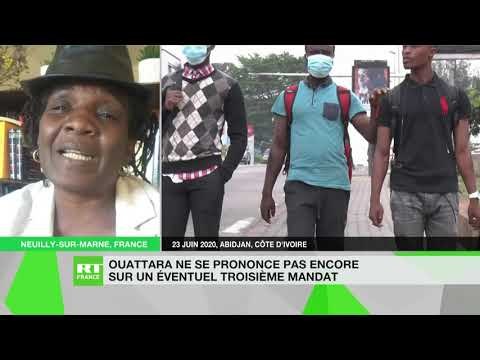 Présidentielle en Côte d'Ivoire : «Une forte crise est à prévoir» si Ouattara venait à se présenter