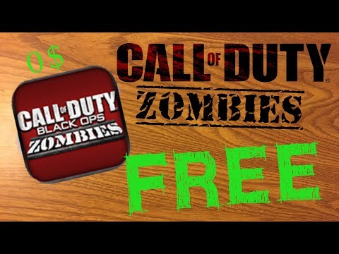 *FREE* How To Get Call Of Duty Black Ops: Zombies For Free!!!