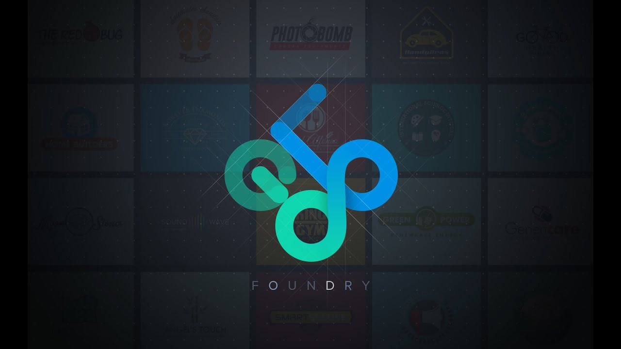 Logo Foundry - Logo Maker & Logo Creator for iOS & Android - How to make or  design a Logo