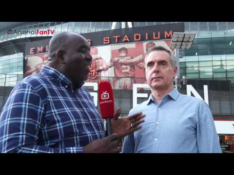 Wenger's Like A Gambler Chasing His Losses | Mark King (Arsenal Protest Group)