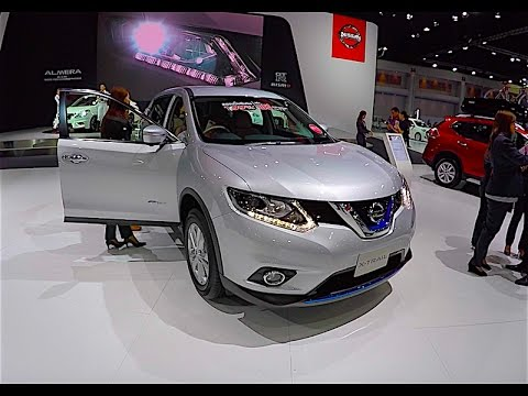 new crossover 2017 nissan x trail 2018 hybrid youtube. Black Bedroom Furniture Sets. Home Design Ideas