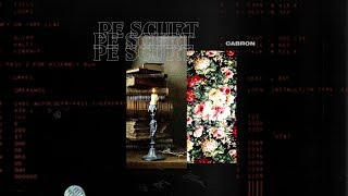 Cabron - Pe scurt (Official track)