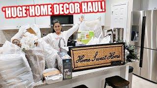 *HUGE* HOME DECOR HAUL!