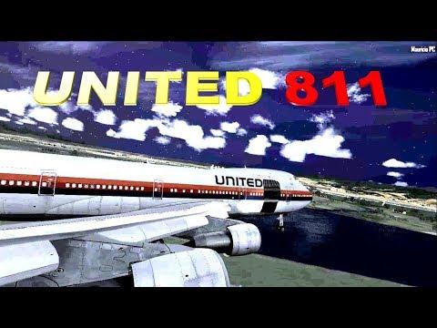 Temor sobre el pacífico - Vuelo del 747 de United Airlines (Reconstrucción)
