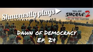 Total War Shogun 2: Fall of the Samurai Live-Stream