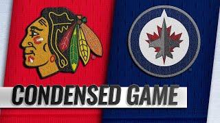 12/11/18 Condensed Game: Blackhawks @ Jets