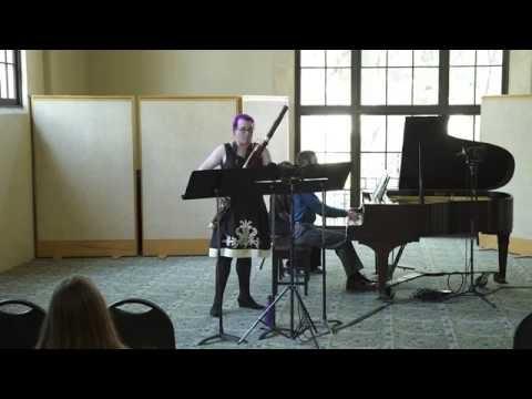William Hurlstone: Bassoon Sonata: II Moderato, ma sempre a piacere