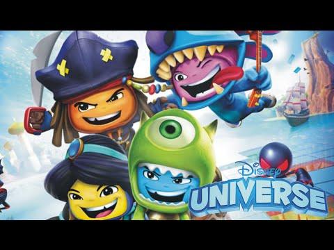 Disney Universe O Jogo The Game Xbox 360 Youtube