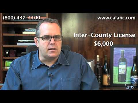 Types of Licenses Available in the California Liquor License Lottery