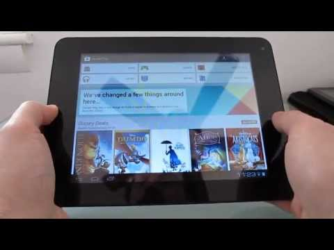 Coby MID8065 $150 Android Tablet Review