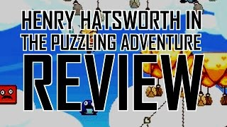 Henry Hatsworth in the Puzzling Adventure review