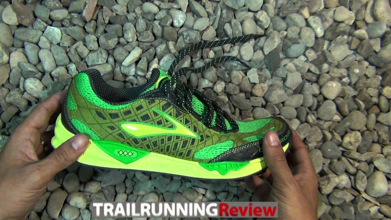 Brooks Cascadia 7 Review - YouTube