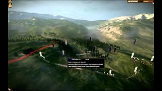 TW Shogun 2 : La fin des samouraïs Vidéo mulit commentée