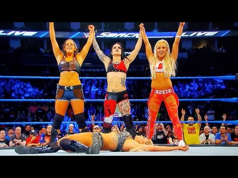 WWE Smackdown: NXT Women Continue To Raid WWE Roster
