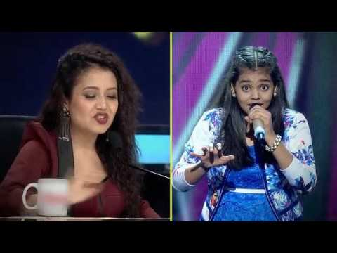 Third Degree Challenge On SaReGaMaPa Lil Champs (ZEE TV USA)