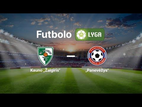 Kauno Zalgiris FK Panevezys Goals And Highlights