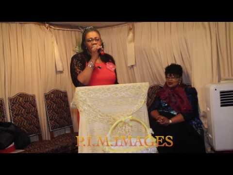 """Eglise du """"Temps de la grâce"""" Révérend pasteur Mawete de l'Angola"""