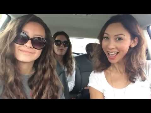 VLOG - Road Trip to Palm Springs for Beth's 15th birthday