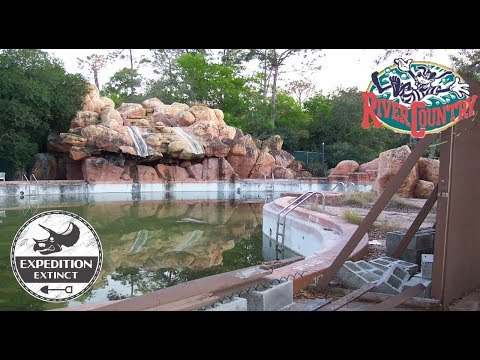 The Abandoned History of Disney's River Country | Expedition Extinct
