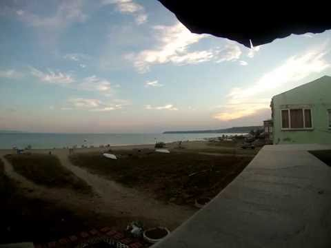 SUNSET ON ERIKLI,TURKEY | TIMELAPSE