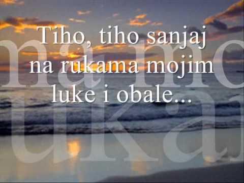 Moje Mirno more