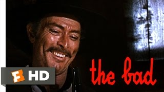The Good, the Bad and the Ugly (2/12) Movie CLIP - Angel Eyes is Bad (1966) HD