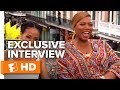 """Queen Latifah Explains """"White Girl Wasted"""" - Girls Trip (2017) Interview   All Access"""