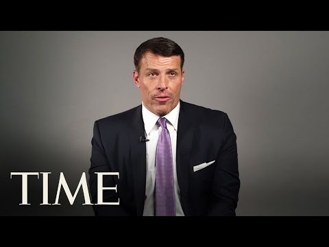 Tony Robbins' Best Piece Of Financial Advice | Money | TIME