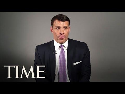 Tony Robbins' Best Piece Of Financial Advice | Money | TIME
