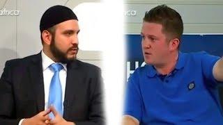 Debat Panas Mualaf vs Anti - Islam!