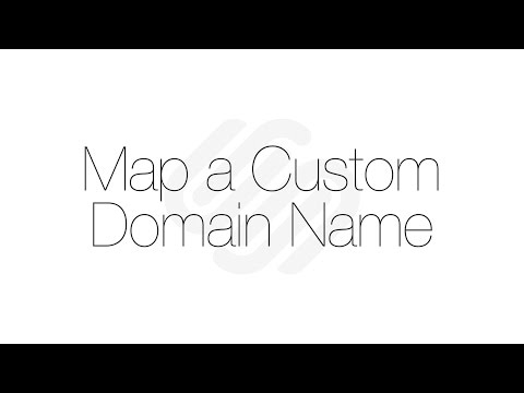 Squarespace 7 Tutorial: Map a Custom Domain Name