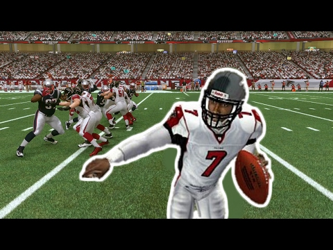 WHAT IF MADDEN 2004 MICHAEL VICK WAS IN MADDEN 17?