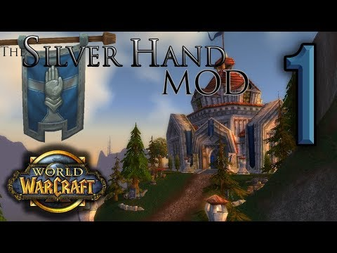 World of Warcraft - Noggit - The Silver Hand Mod