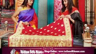 Show Ananya| Indian Silk House Exclusives- Buy Online Saree, Wedding Collection, Bridal sarees
