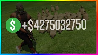 ITS FINALLY BACK $10,000,000 FAST In GTA 5 Online Solo Unlimited Money Glitch!(PS4/XBOX/PC)