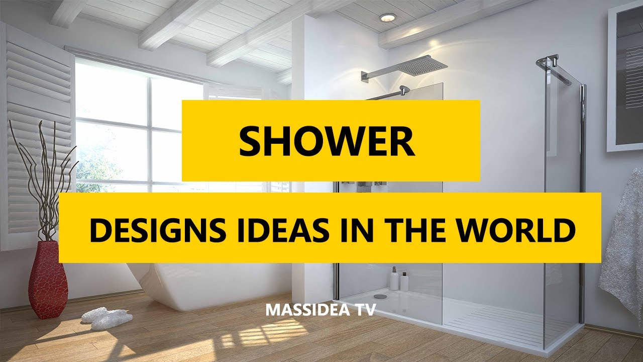 50+ Amazing Shower Designs ideas in The World 2017 - YouTube