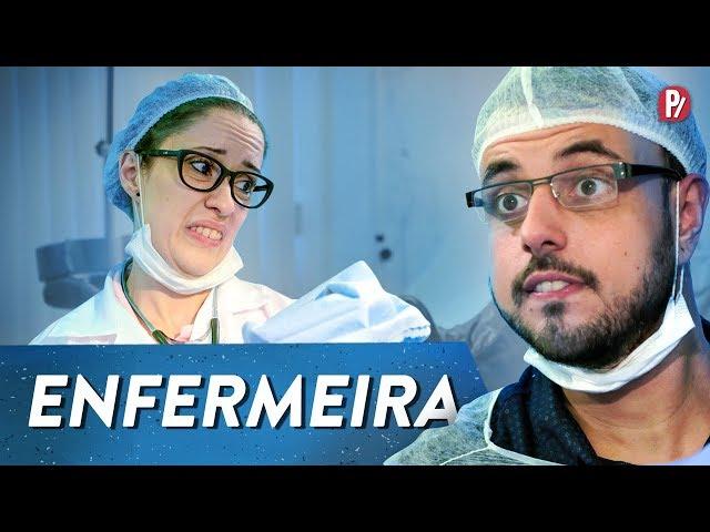 ENFERMEIRA | PARAFERNALHA