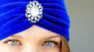 Autumn Headwear. Осенние головные уборы.(, 2014-10-30T21:05:22.000Z)
