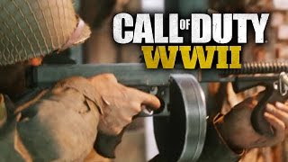 CALL OF DUTY WW2 GAMEPLAY IMAGES ???