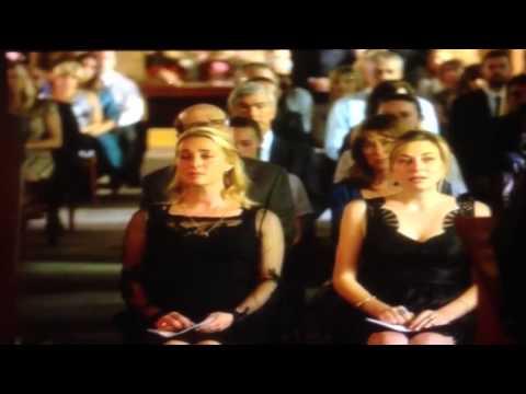 Offspring 4x13 - Nina and Billie reconcile. Patrick's Funer