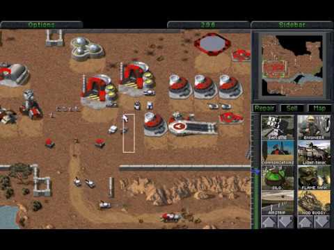 Let's Play C&C 13 (NOD): Mammoth Tanks