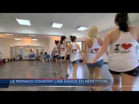 En cadence avec le Monaco Country Line Dance