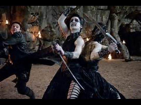 Hansel and Gretel: Witch Hunters 2013 car -  Jeremy Renner, Gemma Arterton, Peter Stormare