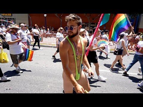 LOS ANGELES GAY PRIDE PARADE 2019